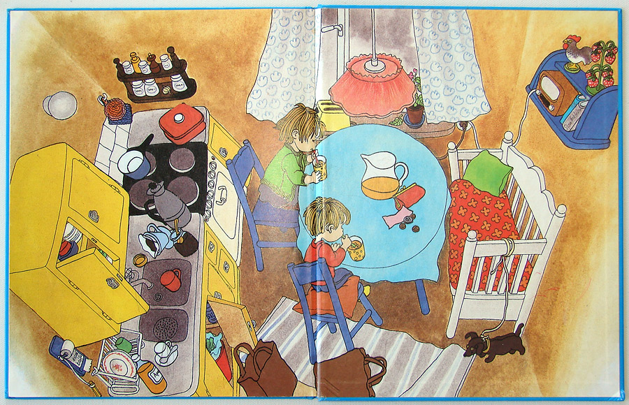 Images from my childhood: Ilon Wikland