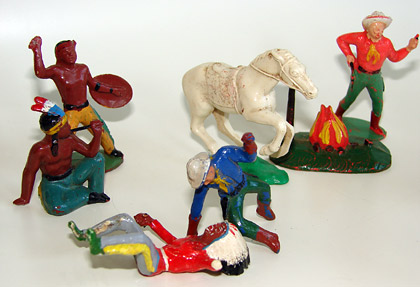 More vintage toys for boys
