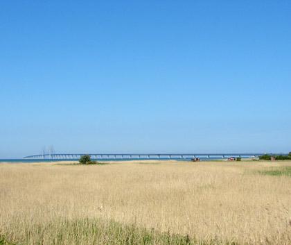 Øresund Bridge from Bunkeflostrand