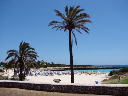 Semester på Menorca!