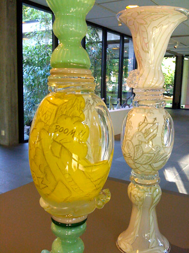 Glass art by Irina My Lindqvist
