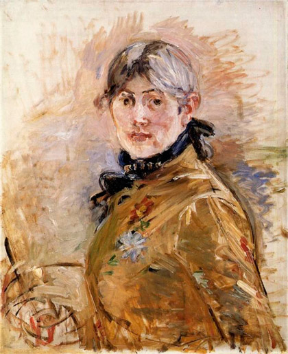 Berthe-Morisot_self-portrait_1885
