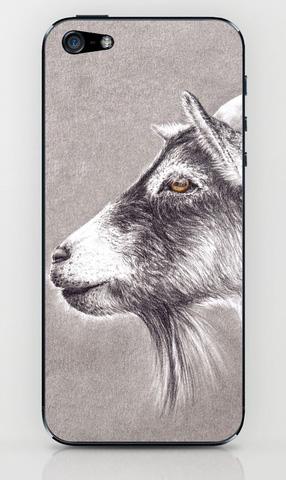 goat-get-mobile-skin-mobilskal-case-animal