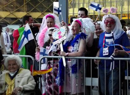 eurovision-brides-fans-suomi-finland-malmoe-arena