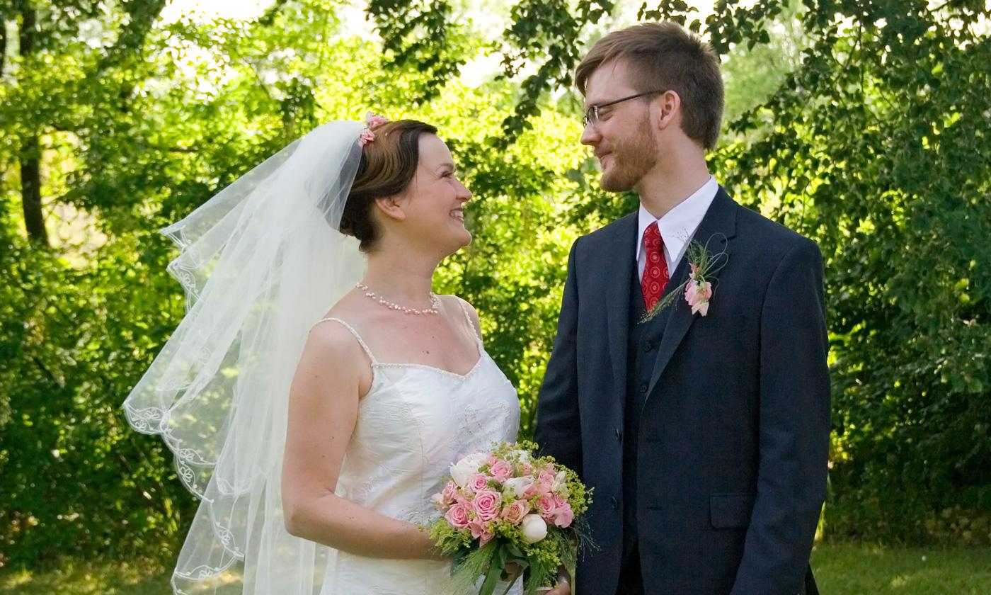 Lena och Andreas 2006