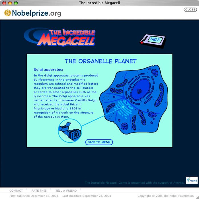Webbaserat kunskapsspel på nobelprize.org