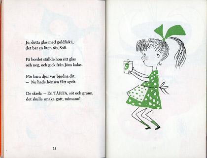 """""""Festen i Hulabo"""" av Britt G. Hallqvist"""