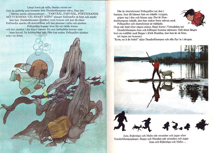 Dunderklumpen - Der zauberhafte Spielzeugdieb