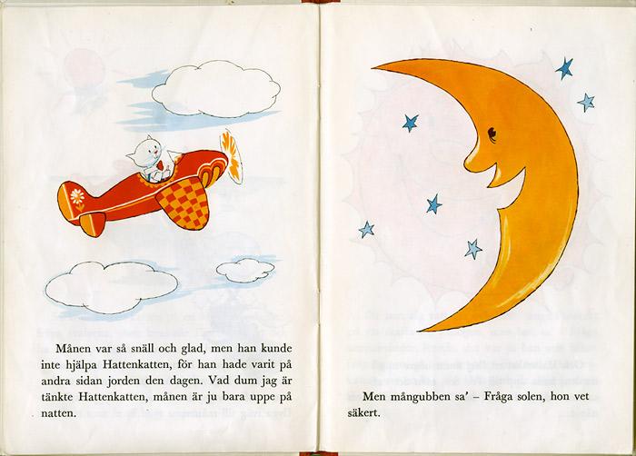 Barnboken Hattenkatten
