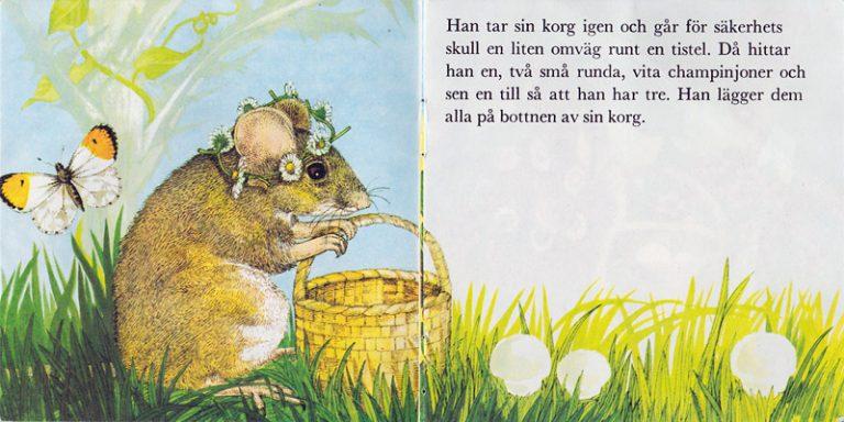 Elsie Wrigley childrens book illustration