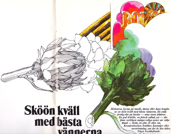 Matillustration: Lars Lidman