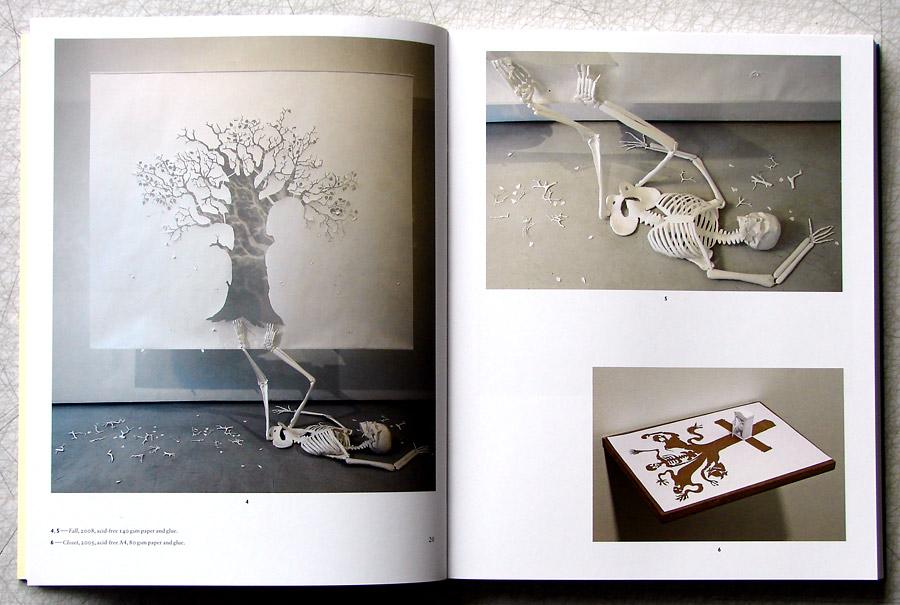 Papperskonst av Peter Callesen