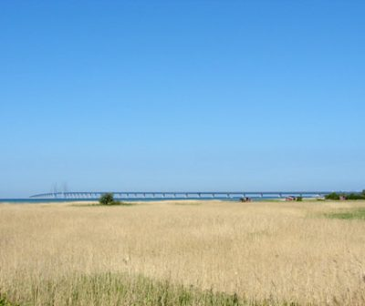 Øresund Bridge from Bunkeflostrand