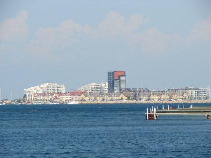 Utsikt Øresundsbron