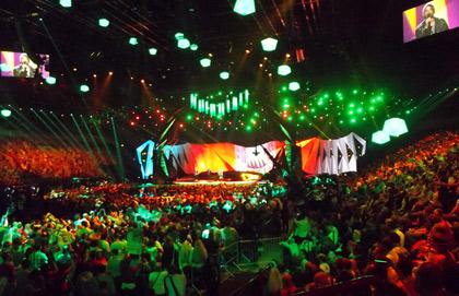 eurovision in Malmö