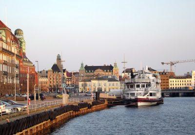 Malmö inre hamnen