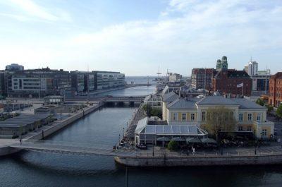 Inre hamnen i Malmö