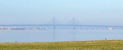 Öresundsbron Malmö Köpenhamn