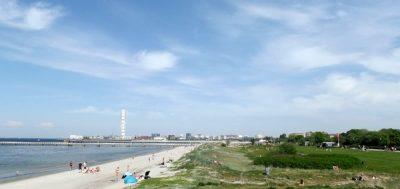 Ribersborgsstranden Malmö Ribban beach