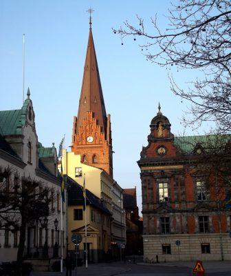 S:t Petri kyrka i Malmö