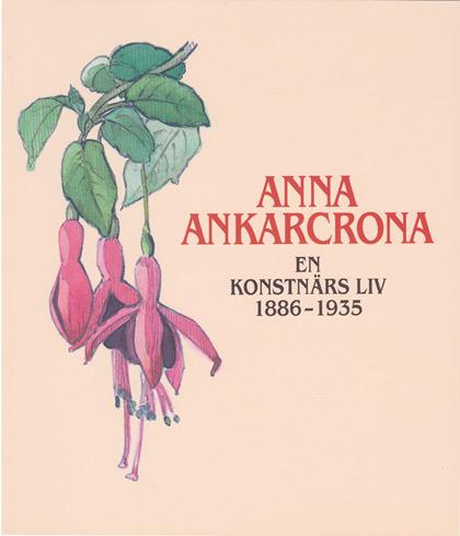 Anna Ankarcrona bokomslag leksands konstsällskap