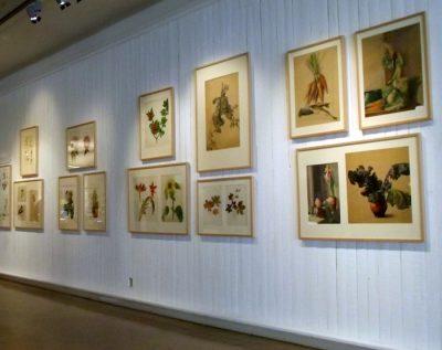Ankarcrona konst utställning leksands kulturhus 2013
