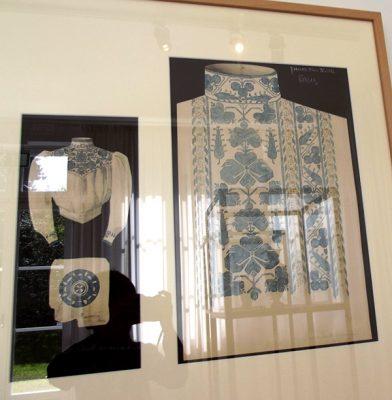 Anna Ankarcrona konstnär jugend textil leksand