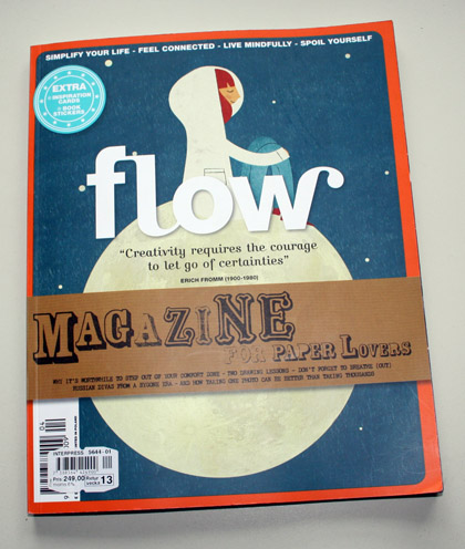 Flow magazine issue 4