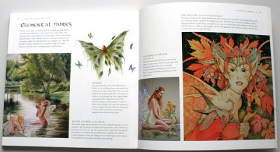 Ravenscroft How to draw and paint fairies