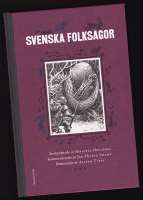 Svenska folksagor återberättade av Birgitta Hellsing