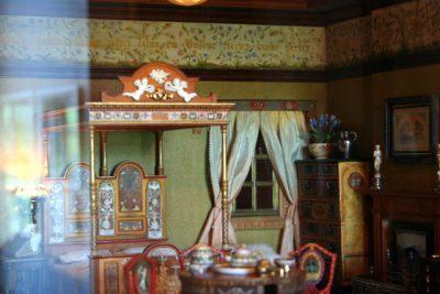 Titanias palads dockskåp doll house Egeskov