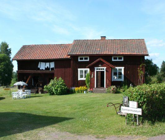 Lafvasgårdens samlarmuseum Sollerön