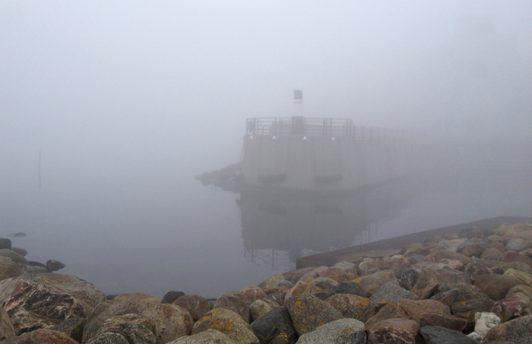 Piren i Västra hamnen Malmö