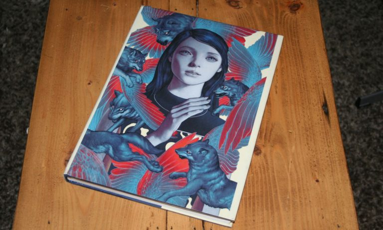A book about the Fable cover drawings by James Jean