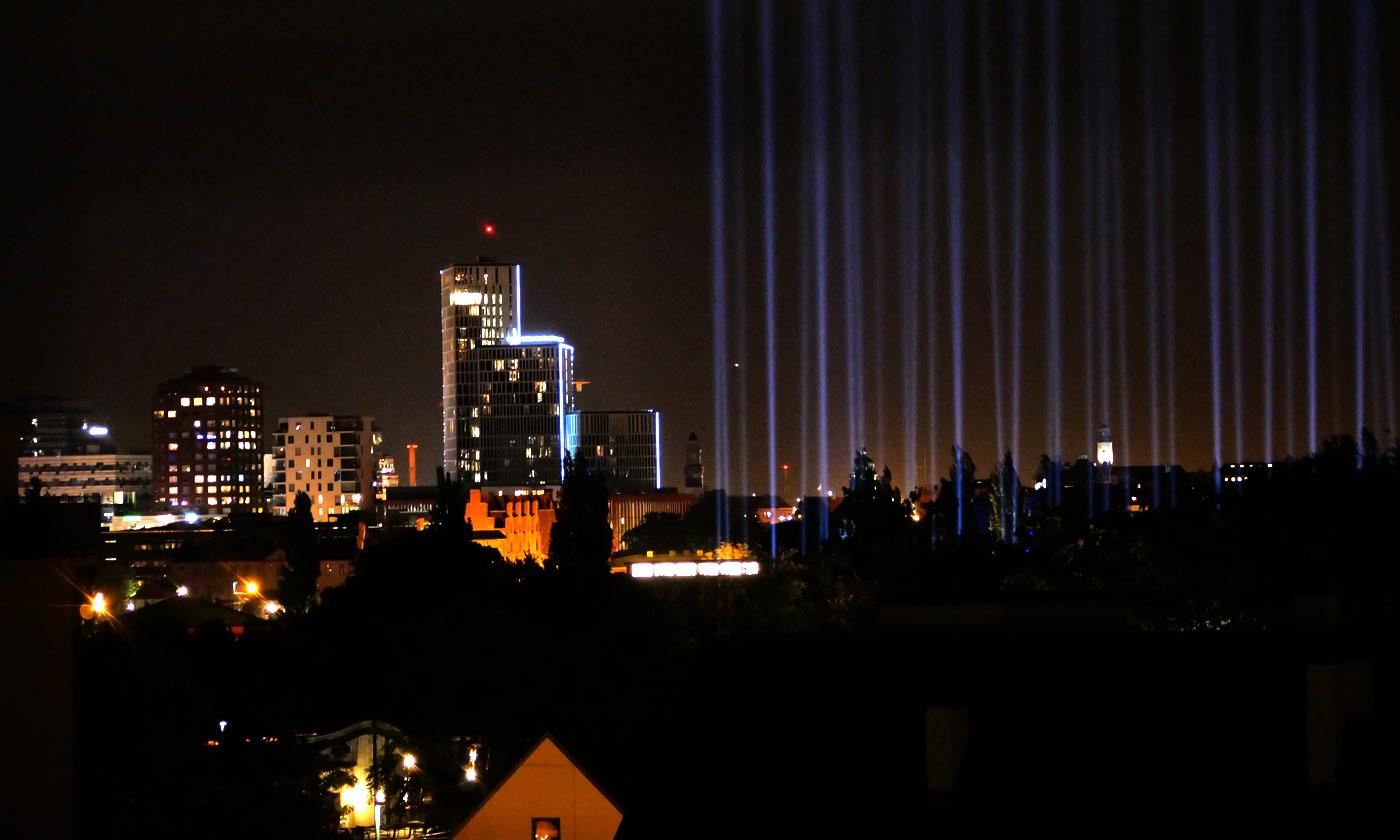 Ljusfestival i Malmö