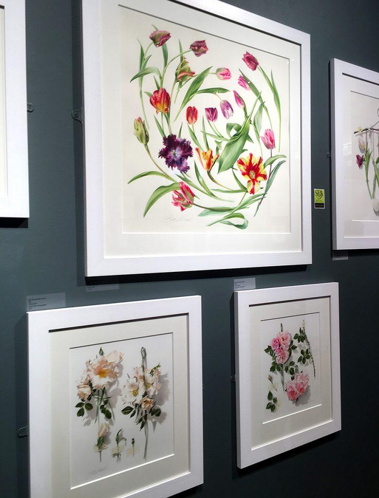 Billy Showell botanical artist